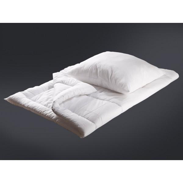 Kołdra i poduszka całoroczna