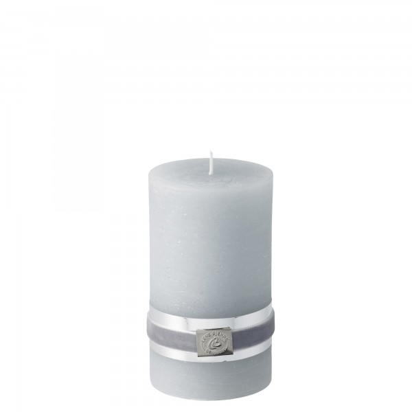 Lene Bjerre świeca 12,5 cm szara
