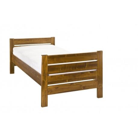 Enomiczno-rehabilitacyjne łóżko z regulowaną wysokością dla Seniorów